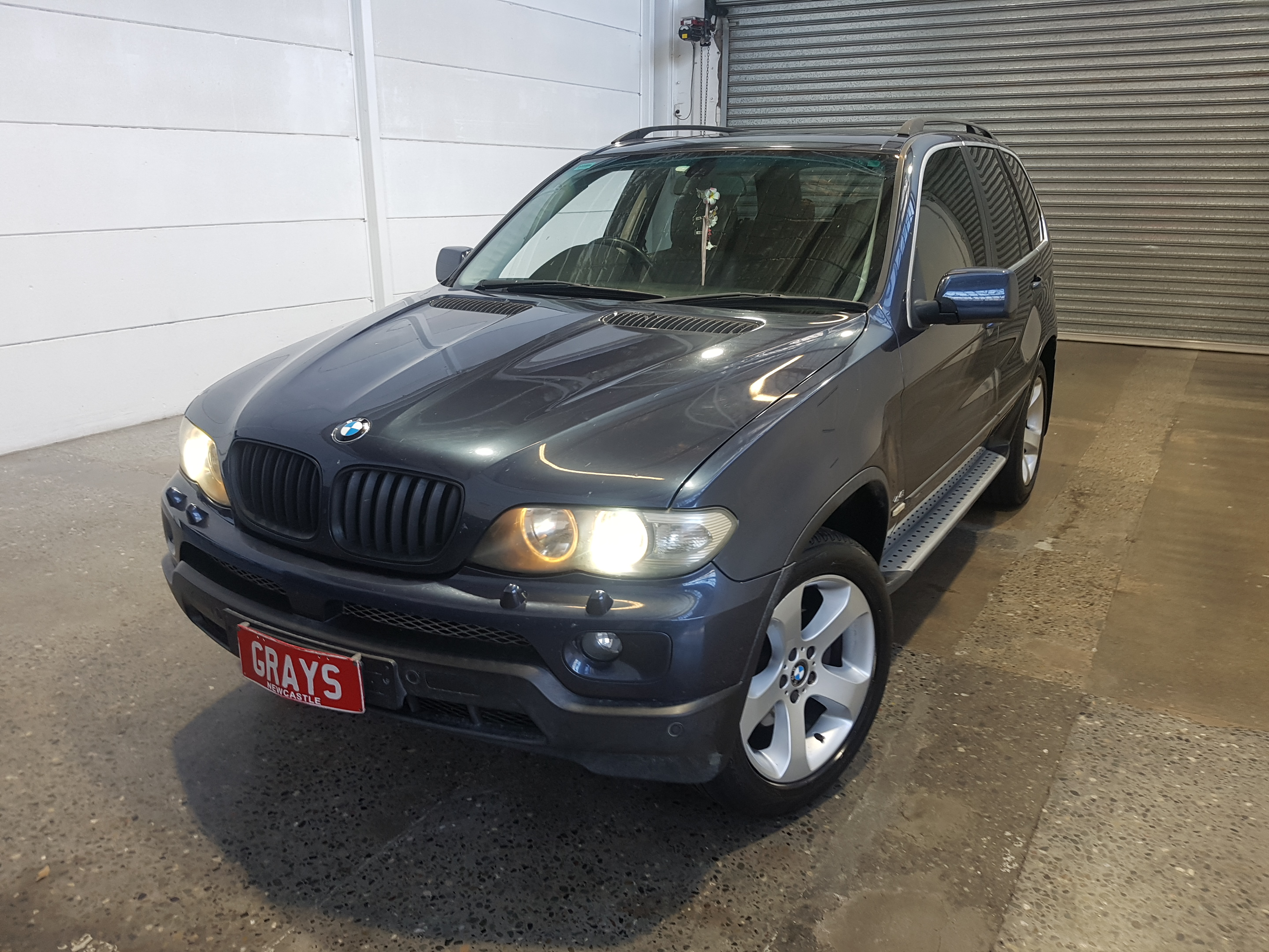 BMW X5 4.4i E53 Automatic Wagon