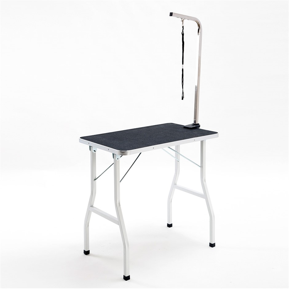 78cm Pet Grooming Table - BLACK