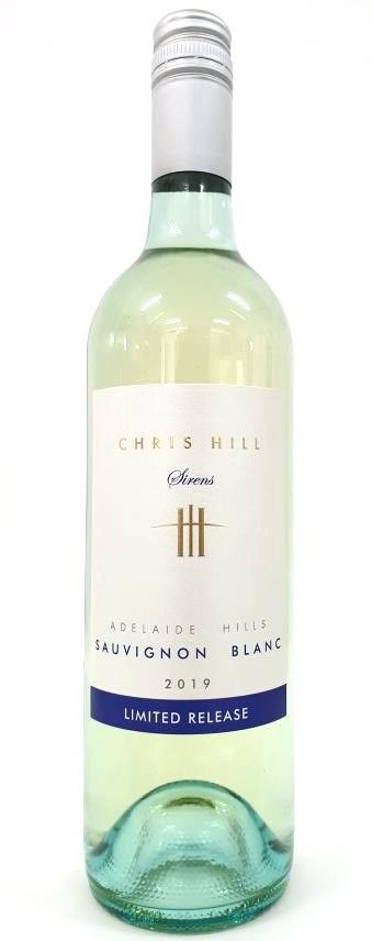 Chris Hill Sirens Limited Release Sauvignon Blanc 2019 (6 x 750mL) SA
