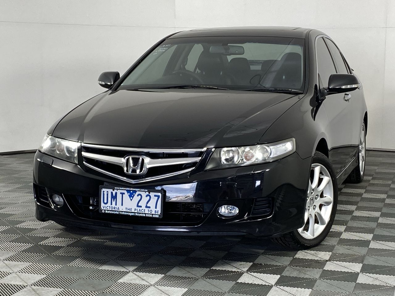 2006 Honda Accord Euro Luxury 7th Gen Automatic Sedan