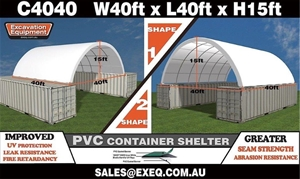 2020 Unused Heavy duty 40ft Container Sh