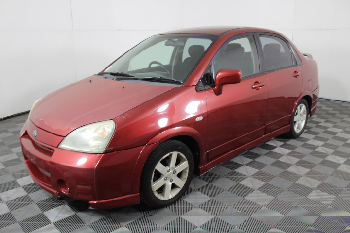 2002 Suzuki Liana GS Automatic Sedan (WOVR)