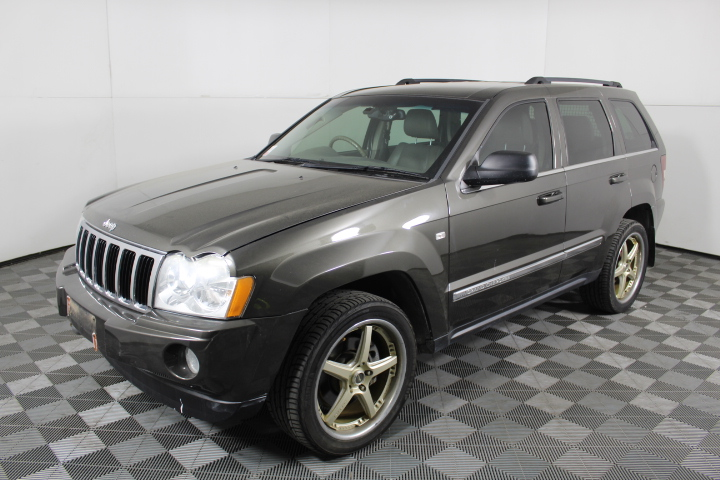 2005 Jeep Grand Cherokee Limited (4x4) WH Automatic Wagon