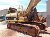 2009 Caterpillar 336DL Excavator