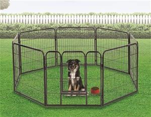 8 Panel Heavy Duty Pet Dog Playpen Puppy