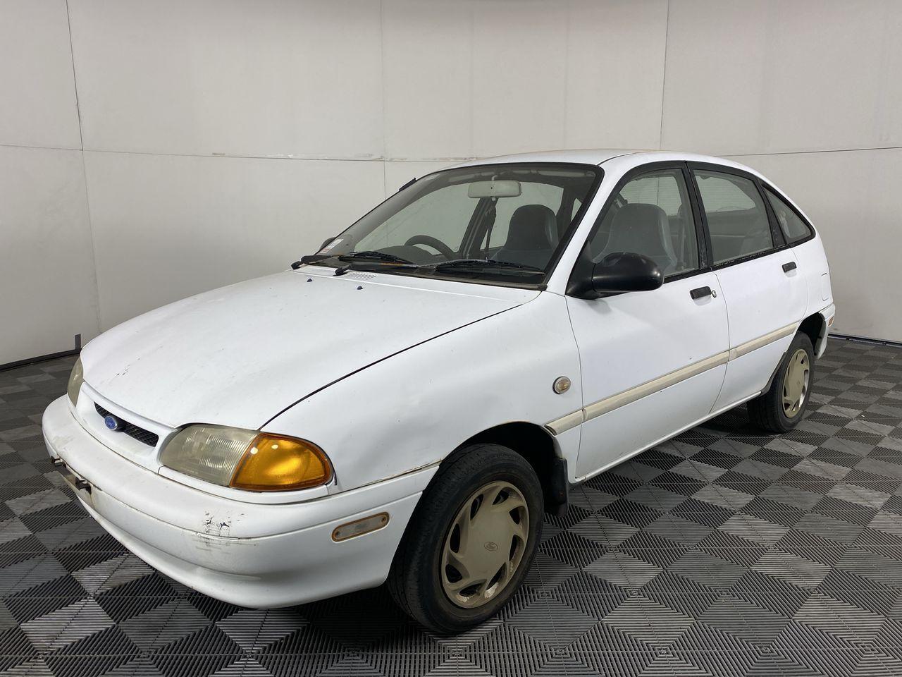 1995 Ford Festiva GLi Auto Hatchback, 120,469km