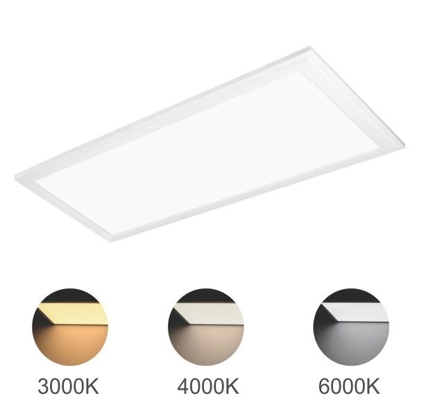 FL1892 - FUZION LIGHTING - LED Panel 60x30 - Changeable 3K/4K/6K
