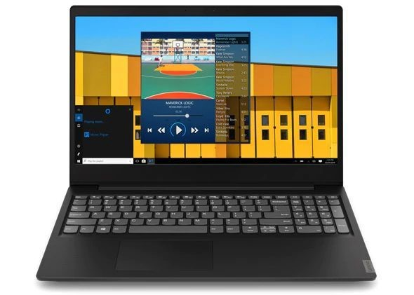Lenovo IdeaPad S145-15AST 15.6-inch Notebook, Black