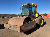 Unreserved Multipac Smooth Drum Roller