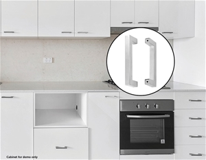 Brushed Nickel Stainless Steel Kitchen C
