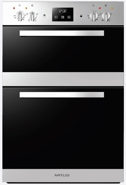 Artusi AO888X 60cm Maximus Series Electric Built-In Double Oven