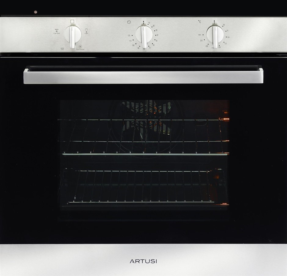 Artusi 60cm Electric Built-In Oven (CAO640X)