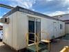 11m x 3m Transportable Crib Room/Office Block on Skid