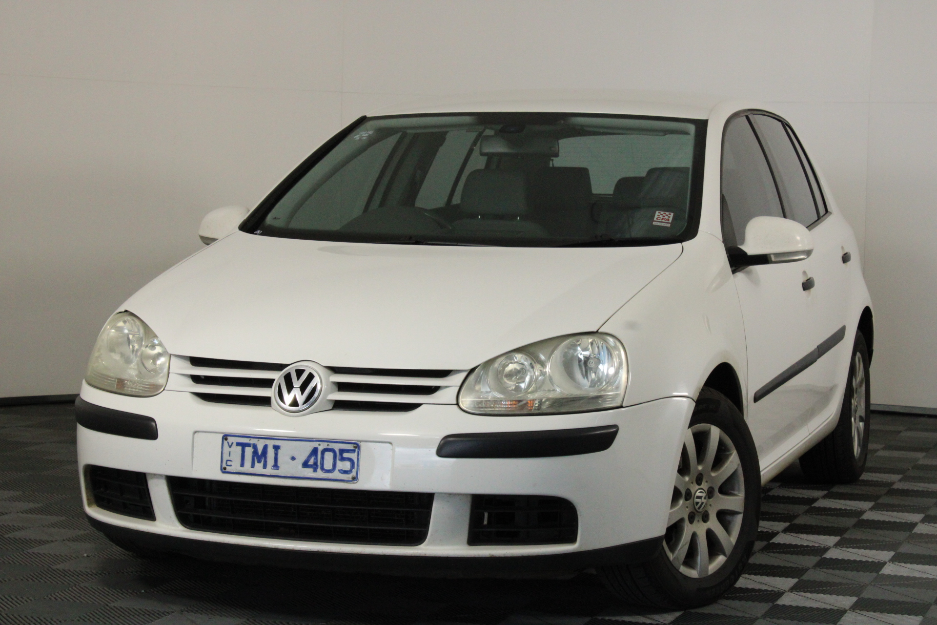 2005 Volkswagen Golf 2.0 TDI Comfortline 1k Turbo Diesel Auto Hatch