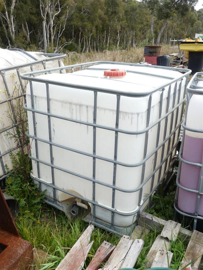 1000 Lt IBC Container