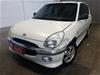 2001 Daihatsu Sirion GTVI M100 Manual Hatchback