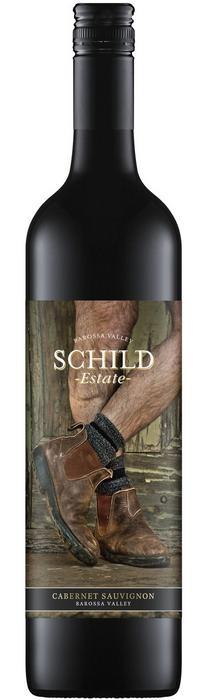 Schild Estate Cabernet Sauvignon 2017 (6x 750mL), Barossa. Screwcap.