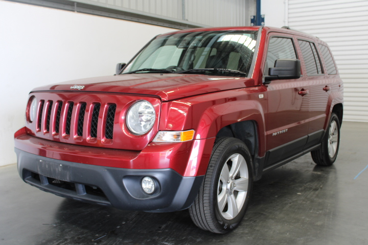 2015 (2016) Jeep Patriot Limited MK Automatic Wagon