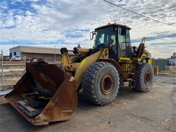 2006 Caterpillar 966H Wheel Loader with Bucket