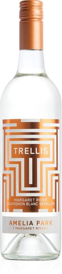 Amelia Park Trellis Sauvignon Blanc Semillon 2019 (12x 750mL). WA