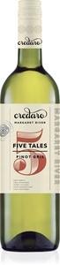 Credaro Five Tales Pinot Gris 2020 (12x