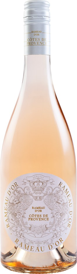 Rameau d'Or Golden Bough Provence Rose 2019 (12x 750mL).
