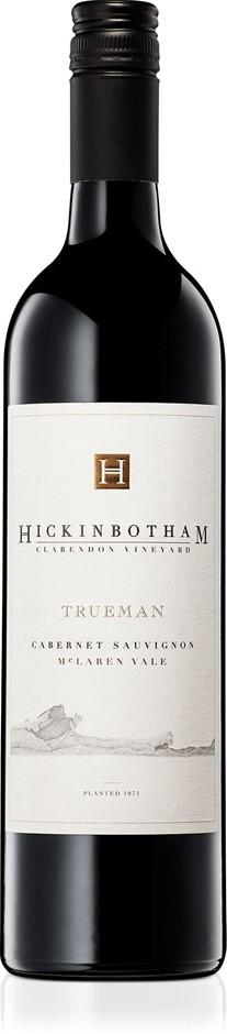 Hickinbotham Clarendon Trueman Cabernet Sauvignon 2018 (6x 750mL).