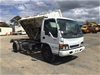 2000 Isuzu NPR 4x2 Tipper Truck