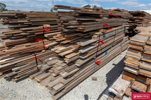 4x Packs of Assorted Recycled Timber Flo