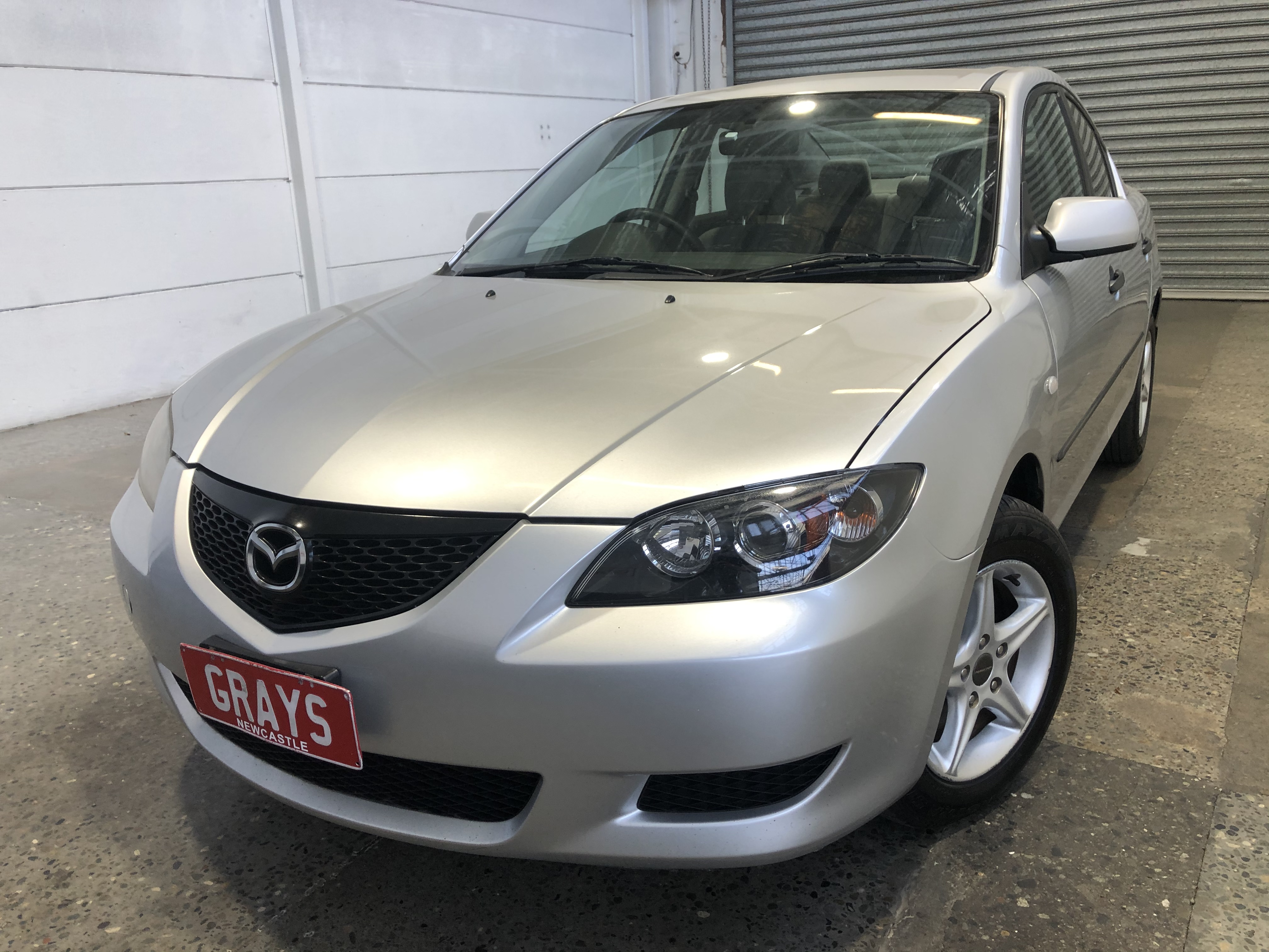 2004 Mazda 3 Neo BK Automatic Sedan