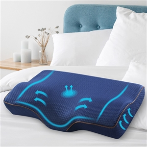 Giselle Memory Foam Pillow Neck Pillows