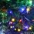 Jingle Jollys Christmas Tree LED 2.4M 8FT Xmas Decorations Green Home Decor