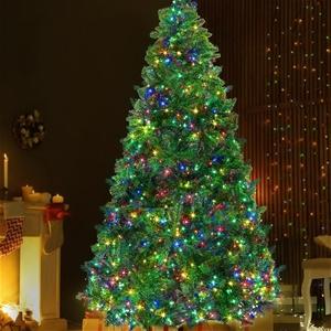 Jingle Jollys Christmas Tree LED 2.1M 7F