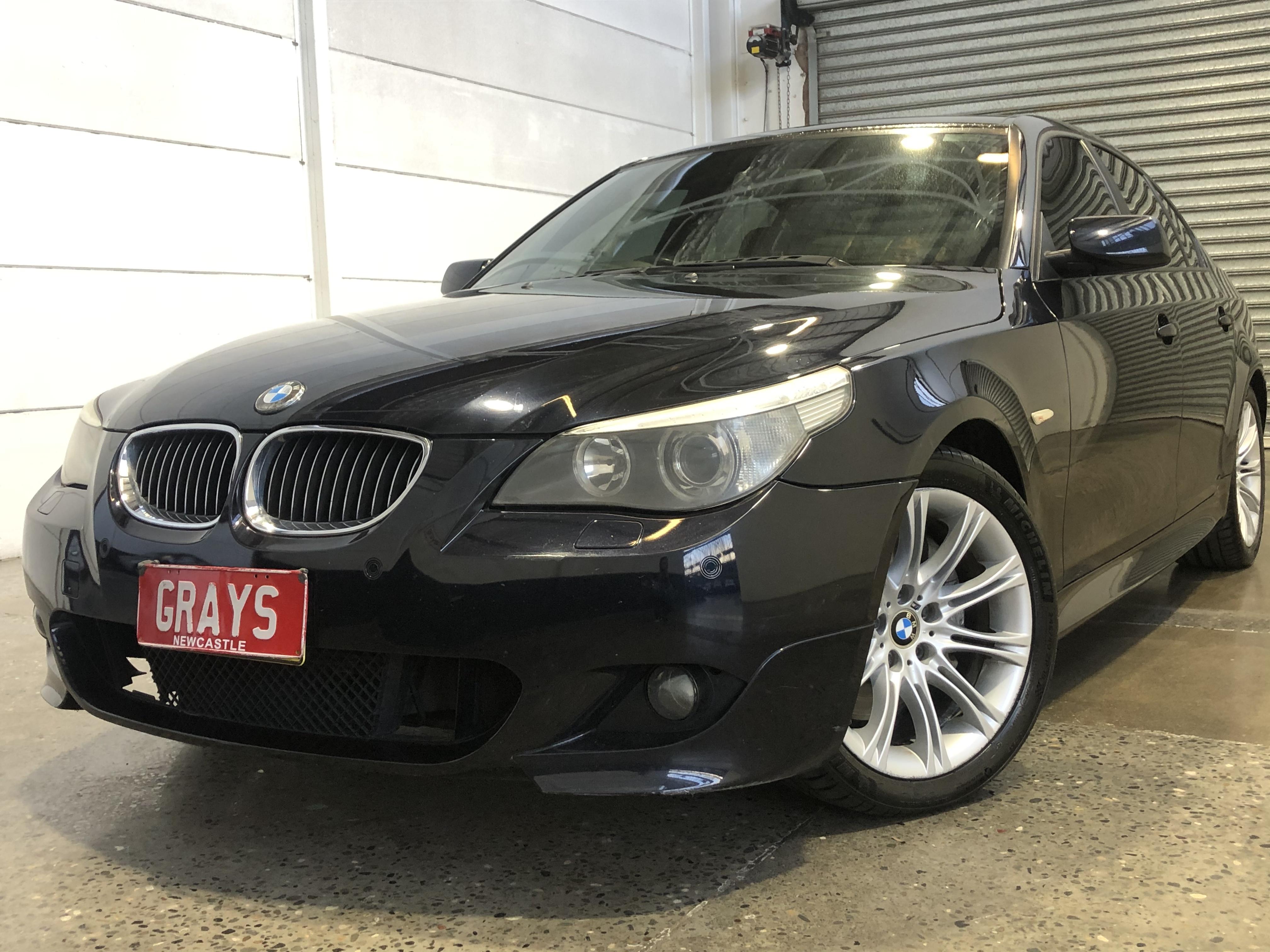 BMW 5 40i E60 Automatic Sedan