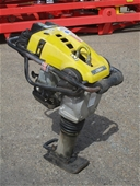 Toro Mowers, Trench Roller, Green Trench Compactor & Hoist