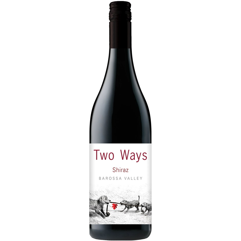Two Ways Barossa Valley Shiraz 2016 (12x 750mL)