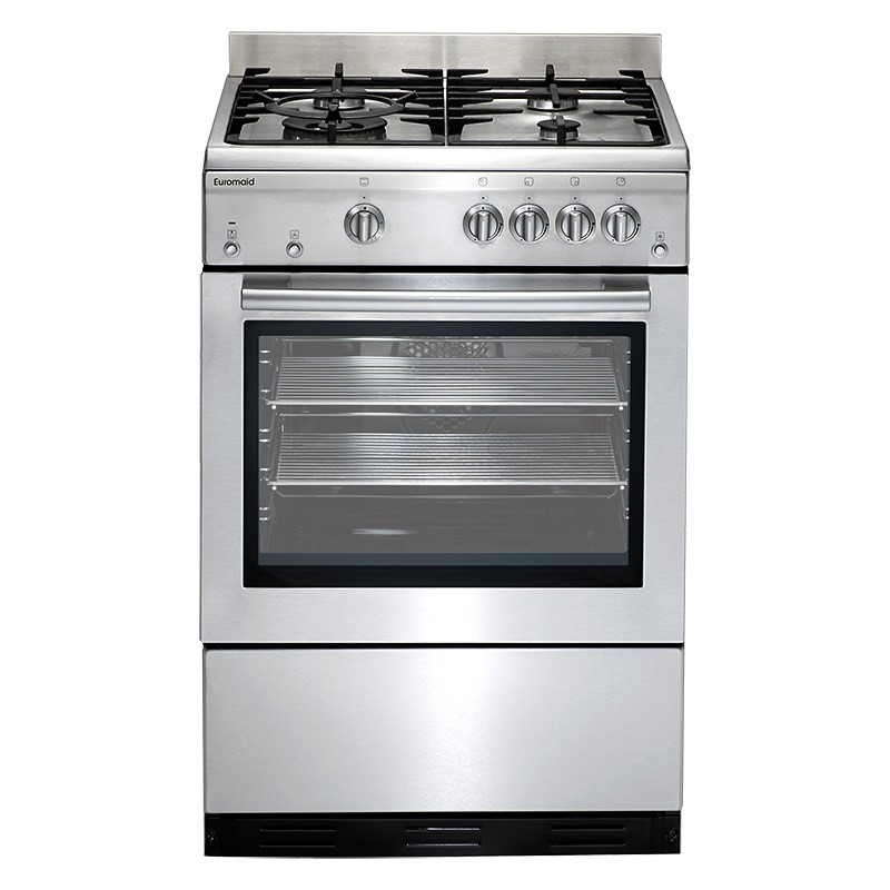 Euromaid Gas Oven + Gas Cooktop (GEGFS60)
