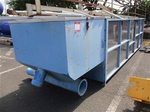 1 x Expander Unit with Bag Silos