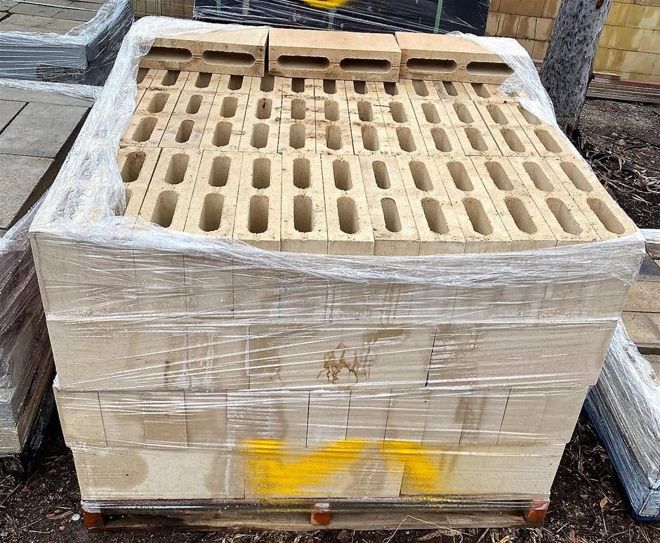 3 x Pallets of Landscaping Blocks