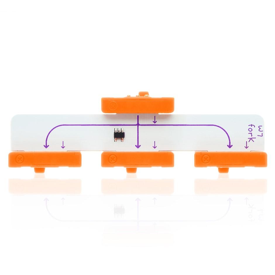 LittleBits Wire Bits - Fork