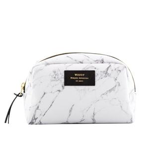 Woouf Beauty Case Big - Marble White