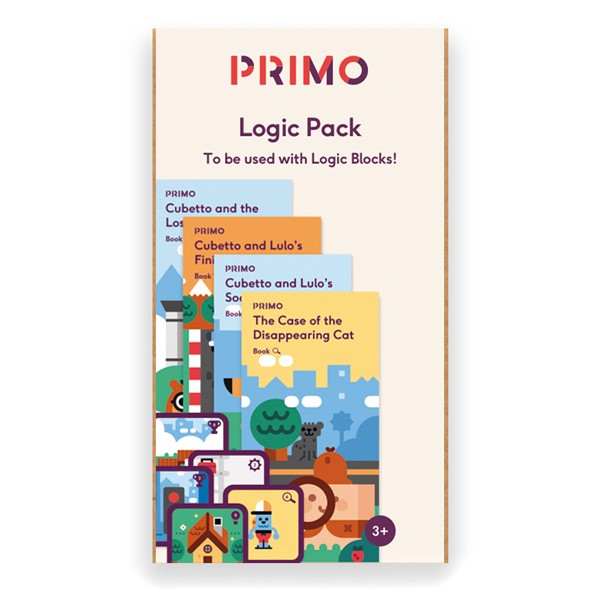 Primo Toys Logic Pack
