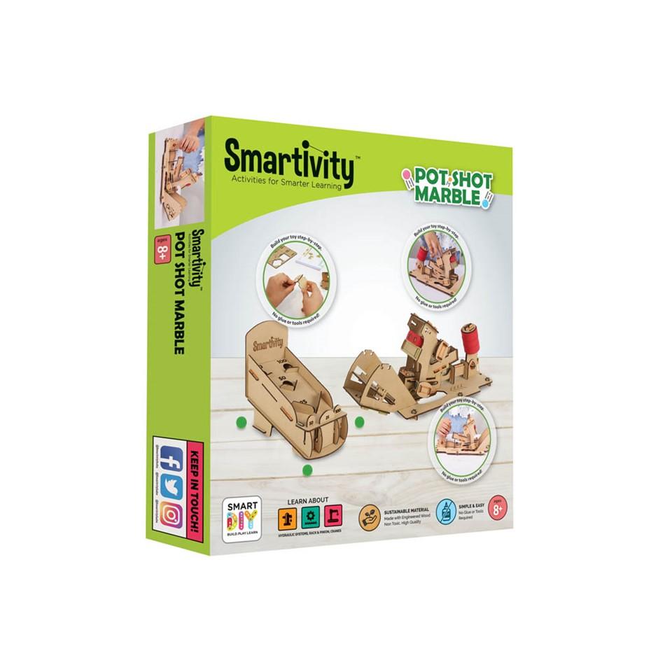 Smartivity Pot Shots Marble game