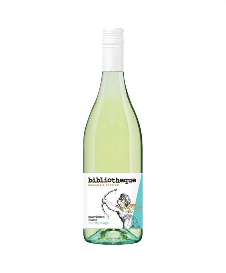 Bibliotheque Romantic Fiction Sauvignon Blanc 2017 (12x 750mL).