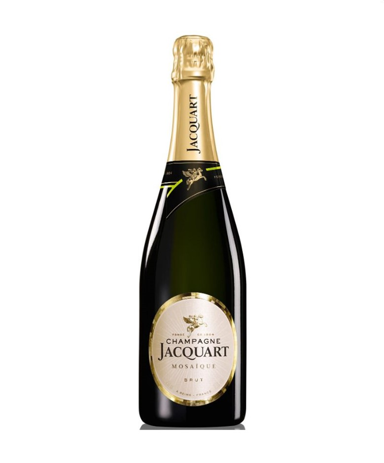 Jacquart Brut Mosaique half bottles NV (12x 375mL).