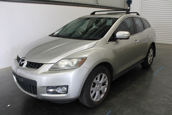 2007 Mazda CX-7 Luxury 4WD Automatic Wagon(WOVR)