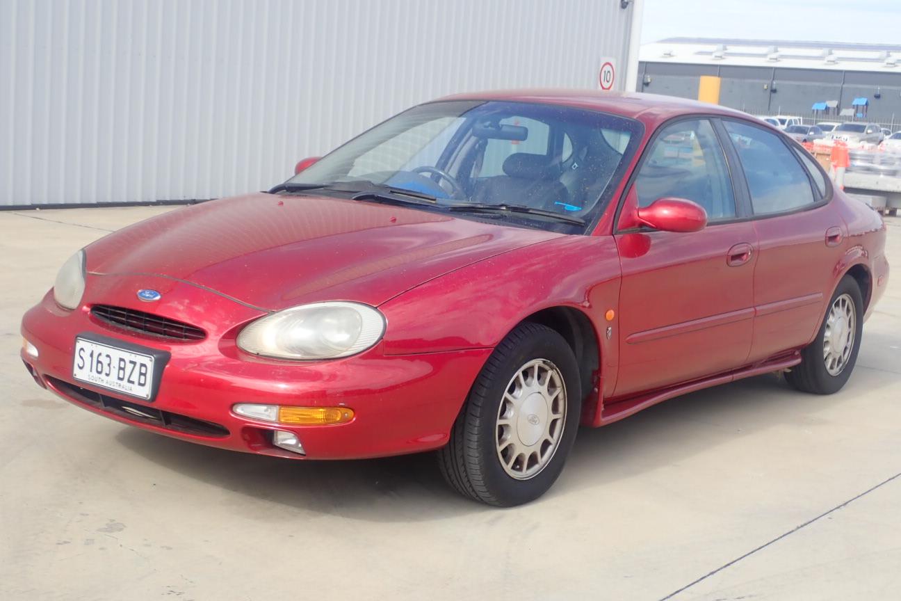1996 Ford TAURUS Ghia DN Automatic Sedan