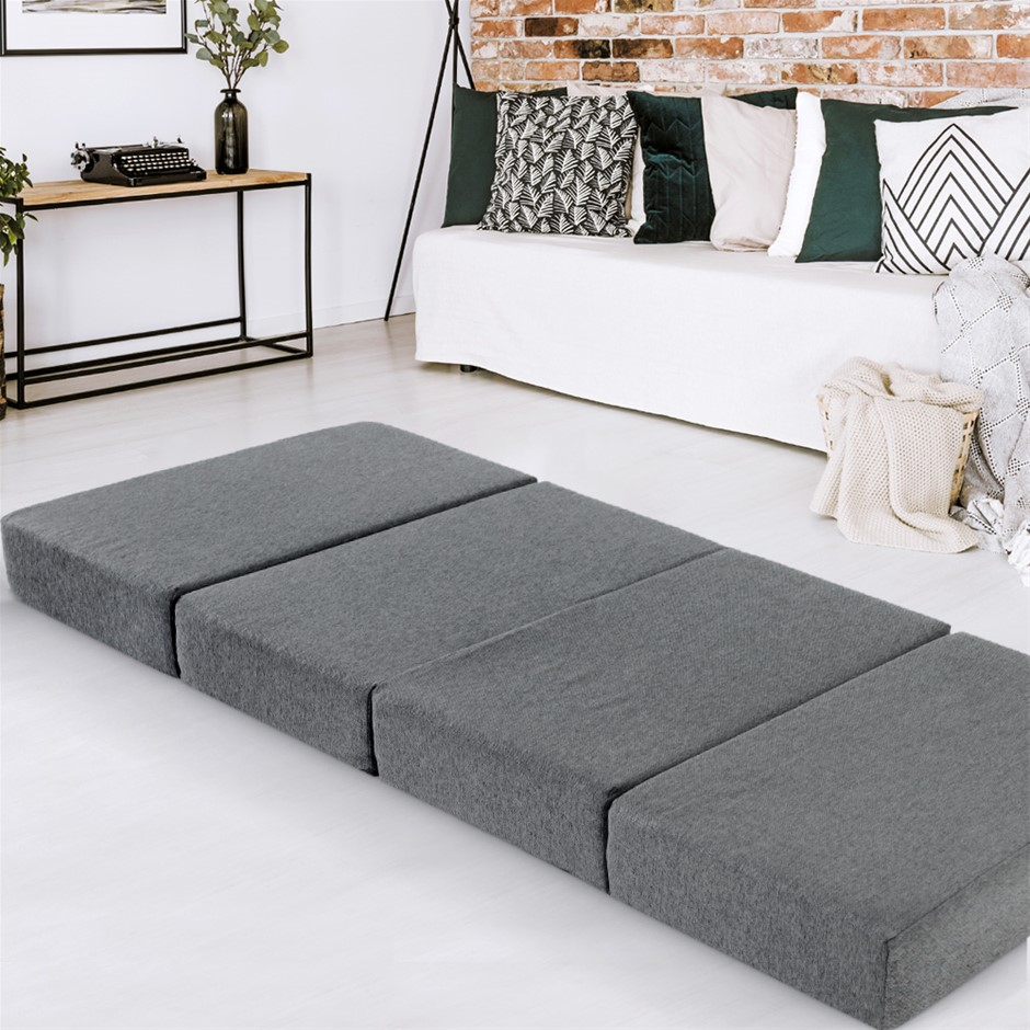 Giselle Bedding Folding Mattress Camping Foldable Portable Mattress Floor