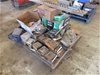 Pallet of Assorted Axle and Brake Spares To Suit BPW and K Hitch