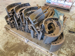 Pallet of Assorted Brake Components To S
